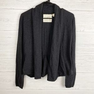 Anthropologie | Angel of the North Grey Cardigan